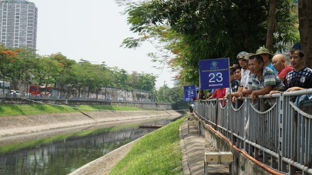 Có thể hồi sinh sông Tô Lịch bất chấp hàng trăm nghìn m3 nước thải đổ vào mỗi ngày? - Ảnh 6.