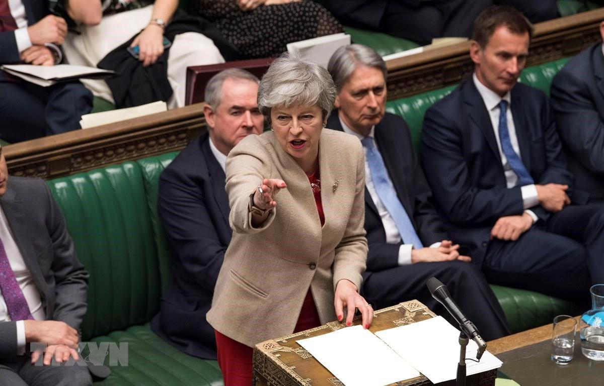 Thủ tướng Anh sẽ thông báo thời điểm từ chức vào đầu tháng 6 tới - Ảnh 1.