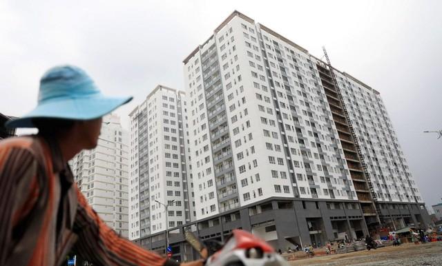 Cho vay bất động sản chiếm hơn 18% tổng dư nợ toàn hệ thống - Ảnh 1.