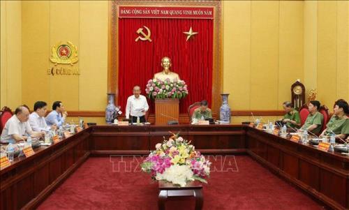 Phó Thủ tướng Trương Hoà Bình: Thu hồi tài sản tham nhũng chưa đáp ứng yêu cầu - Ảnh 1.