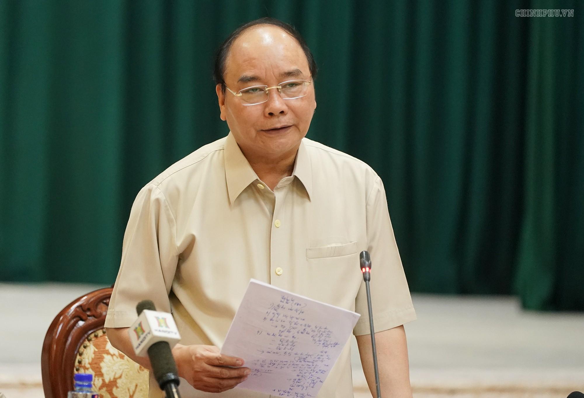 Thủ tướng kiểm tra, đôn đốc công tác phòng, chống dịch tả lợn châu Phi - Ảnh 2.
