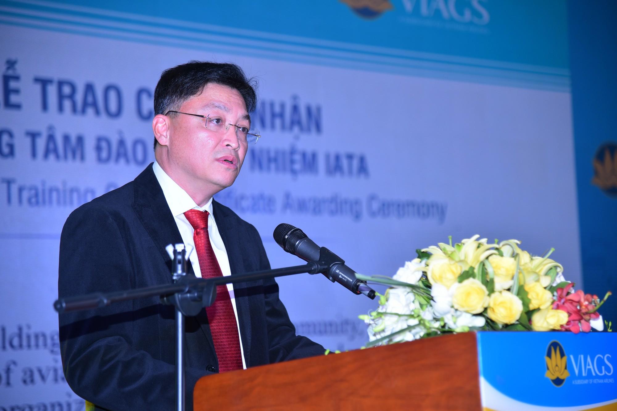FLC bổ nhiệm Phó TGĐ thứ 9 cho Bamboo Airways, đổi tên cho Vinsmart Travel - Ảnh 3.