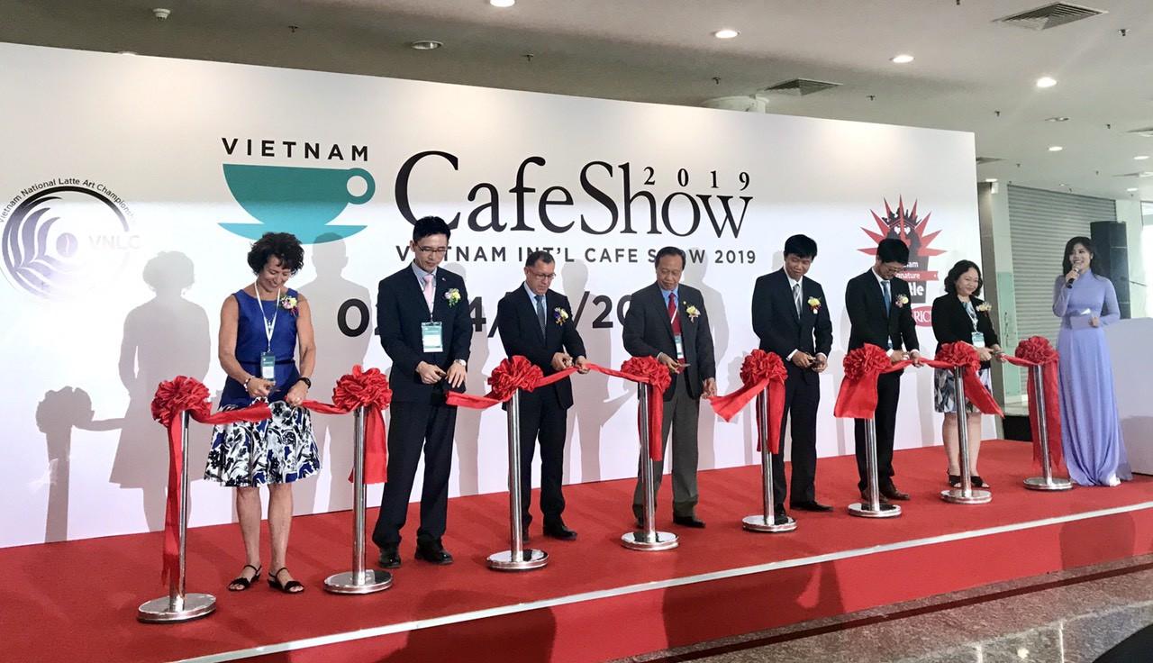 Cafe Show 2019: Sự giao thoa giữa văn hóa thưởng thức cà phê truyền thống - hiện đại  - Ảnh 1.