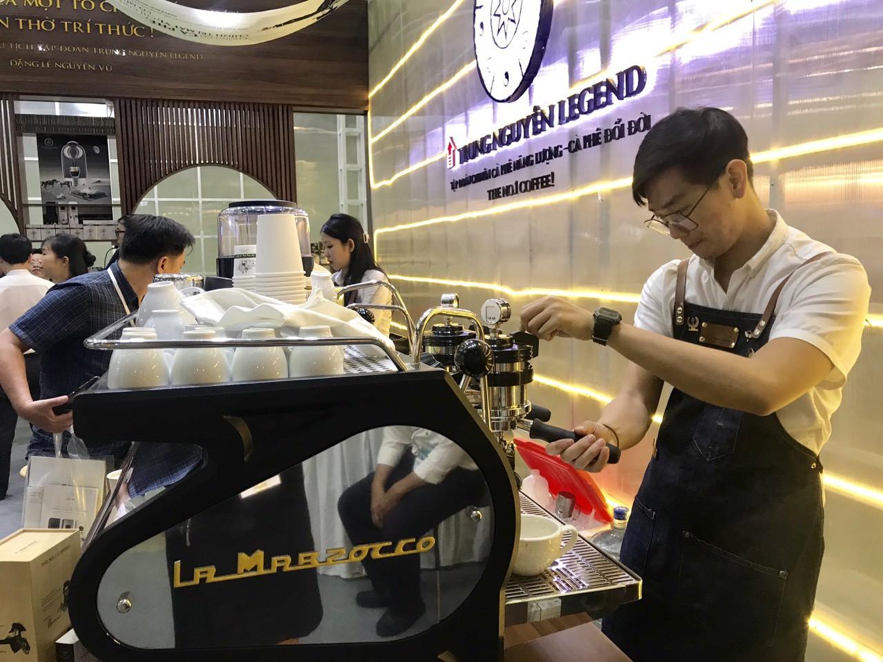 Cafe Show 2019: Sự giao thoa giữa văn hóa thưởng thức cà phê truyền thống - hiện đại  - Ảnh 3.