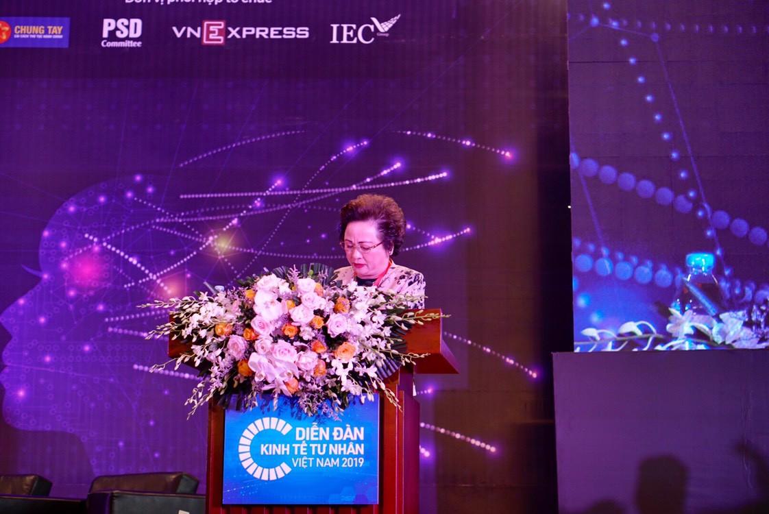 Chủ tịch BRG làm sân golf khi chưa từng cầm gậy và khát vọng doanh nghiệp Việt là những người khổng lồ vươn tầm quốc tế - Ảnh 1.