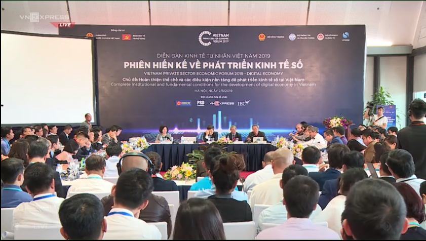 Thứ trưởng KH-ĐT: GDP có thể tăng thêm 162 tỉ USD nếu Việt Nam chuyển đổi số thành công - Ảnh 1.
