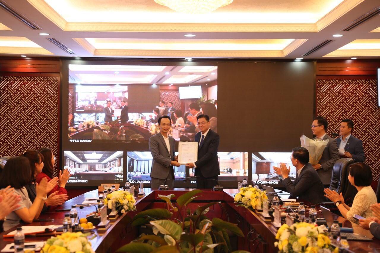 FLC bổ nhiệm Phó TGĐ thứ 9 cho Bamboo Airways, đổi tên cho Vinsmart Travel - Ảnh 1.