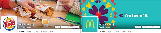 Phong cách chiến đấu trên mạng xã hội của 2 đối thủ truyền kiếp McDonalds và Burger King - Ảnh 2.
