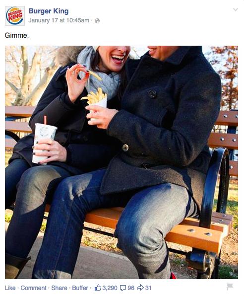 Phong cách chiến đấu trên mạng xã hội của 2 đối thủ truyền kiếp McDonalds và Burger King - Ảnh 3.