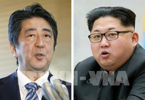 Thủ tướng Nhật Bản khẳng định mong muốn hội đàm với nhà lãnh đạo Triều Tiên - Ảnh 1.