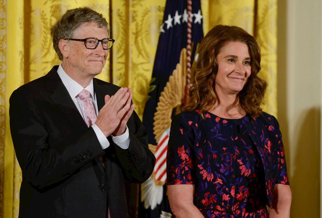 Vợ chồng tỷ phú Bill Gates làm những gì vào buổi tối? - Ảnh 1.