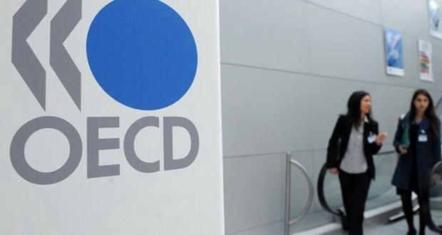 OECD hạ dự báo tăng trưởng toàn cầu từ mức 3,3% xuống 3,2% - Ảnh 1.