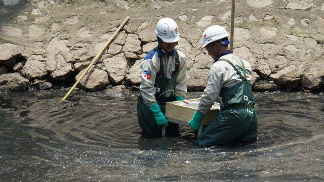 Chuyên gia Nhật phân tích việc làm sạch sông Tô Lịch bằng công nghệ Nano - Bioreactor - Ảnh 3.