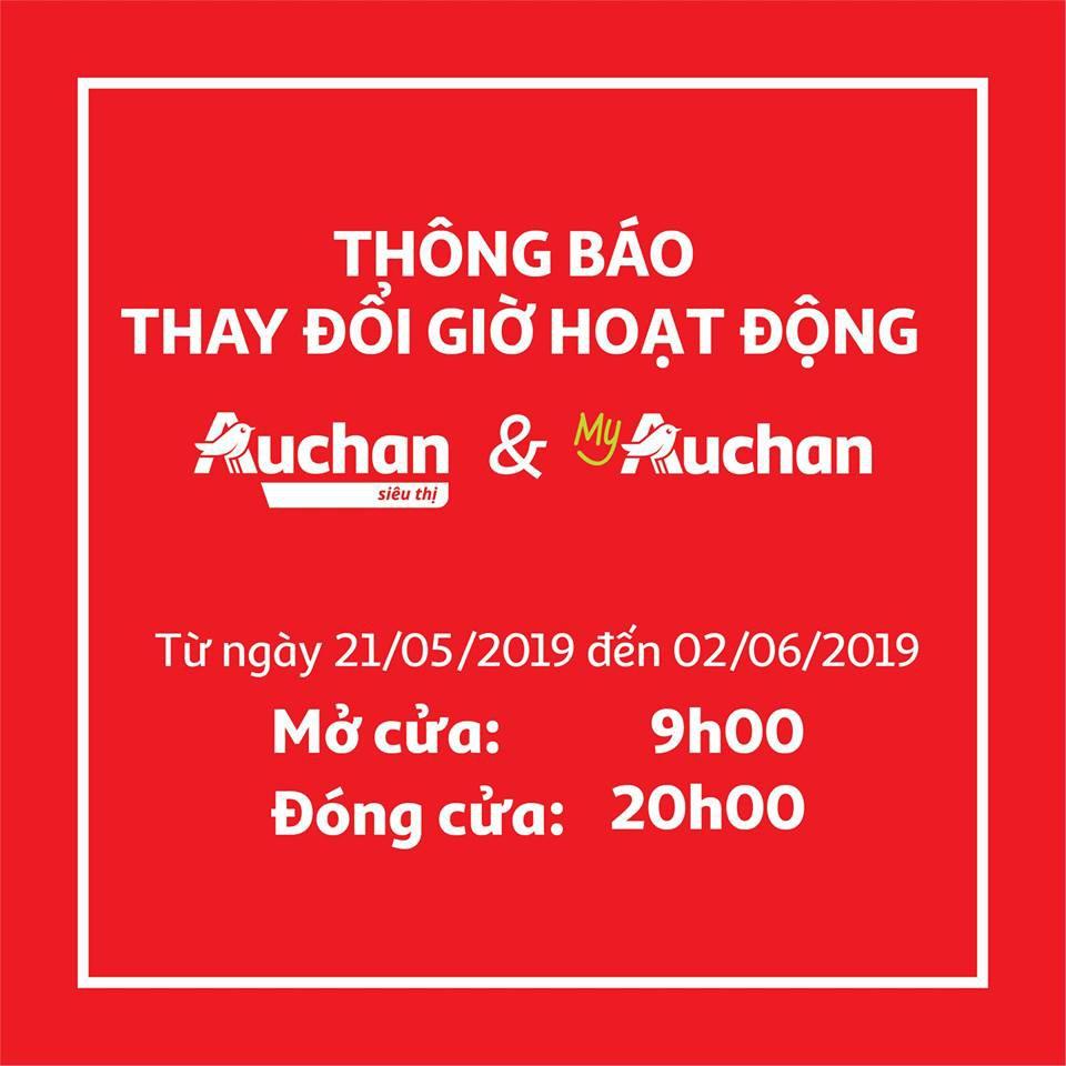 Các nỗ lực tiếp thị, giảm giá cuối cùng của Auchan trước khi rút khỏi Việt Nam - Ảnh 5.
