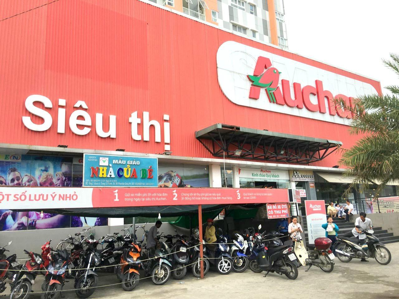 Các nỗ lực tiếp thị, giảm giá cuối cùng của Auchan trước khi rút khỏi Việt Nam - Ảnh 4.