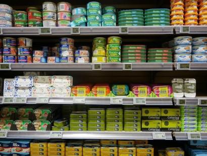 Mỹ tăng thuế nhập khẩu cá ngừ từ Trung Quốc - Ảnh 1.