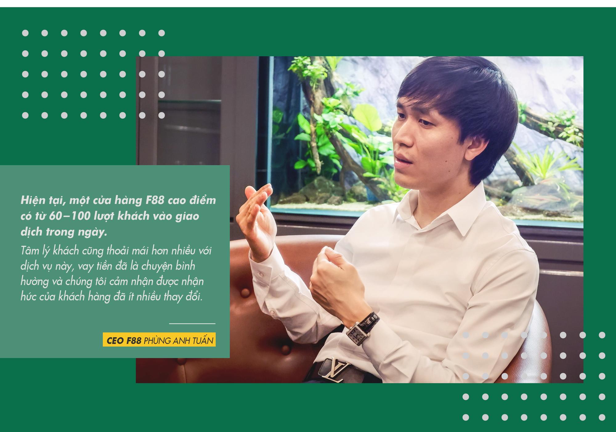 [eMagazine] CEO F88: Chúng tôi muốn khai phá tệp khách hàng chưa bao giờ đi cầm đồ - Ảnh 3.