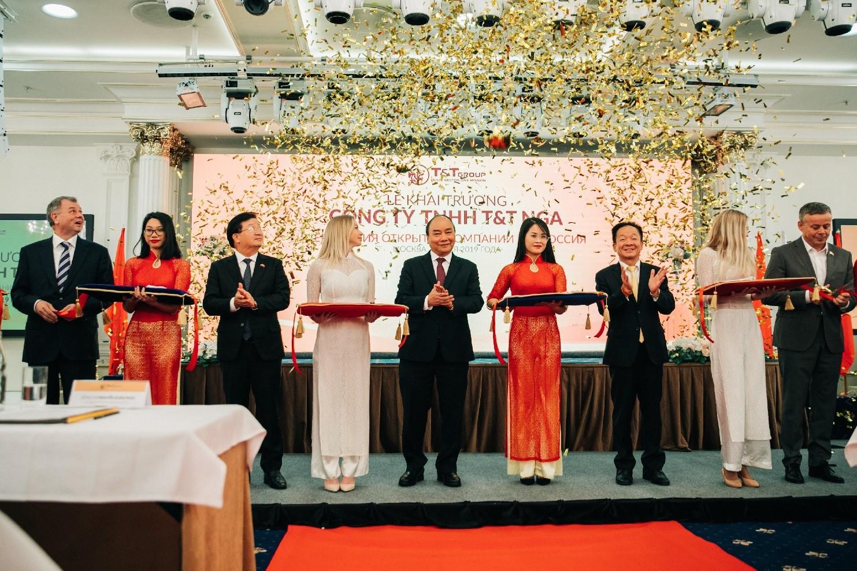 Tập đoàn T&T Group lập công ty con tại Liên Bang Nga - Ảnh 2.