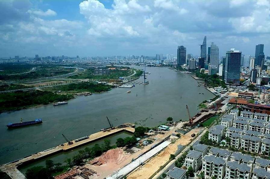 Yêu cầu Công ty Thiên Niên Kỷ báo cáo vụ sập cầu tàu ở cảng Ba Son - Ảnh 3.