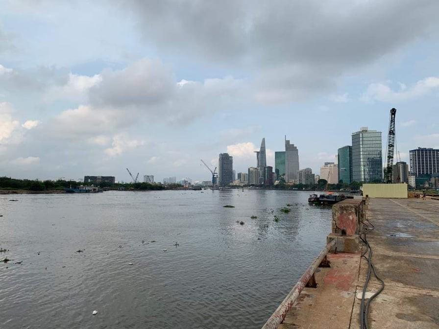 Yêu cầu Công ty Thiên Niên Kỷ báo cáo vụ sập cầu tàu ở cảng Ba Son - Ảnh 4.