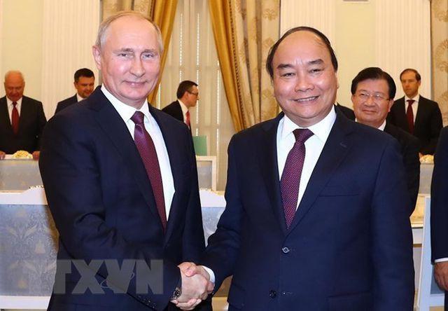 Thủ tướng: Nga là đối tác tin cậy của Việt Nam về quốc phòng, an ninh - Ảnh 1.