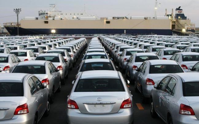 Ô tô nhập về Việt Nam tăng hơn 7 lần so với cùng kỳ năm 2018 - Ảnh 1.
