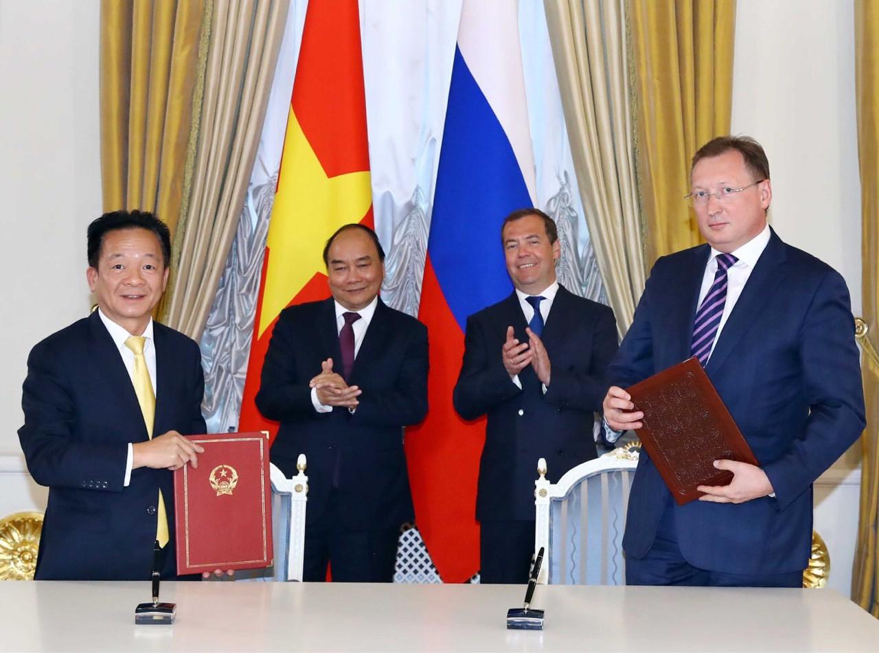 Tập đoàn T&T Group lập công ty con tại Liên Bang Nga - Ảnh 5.