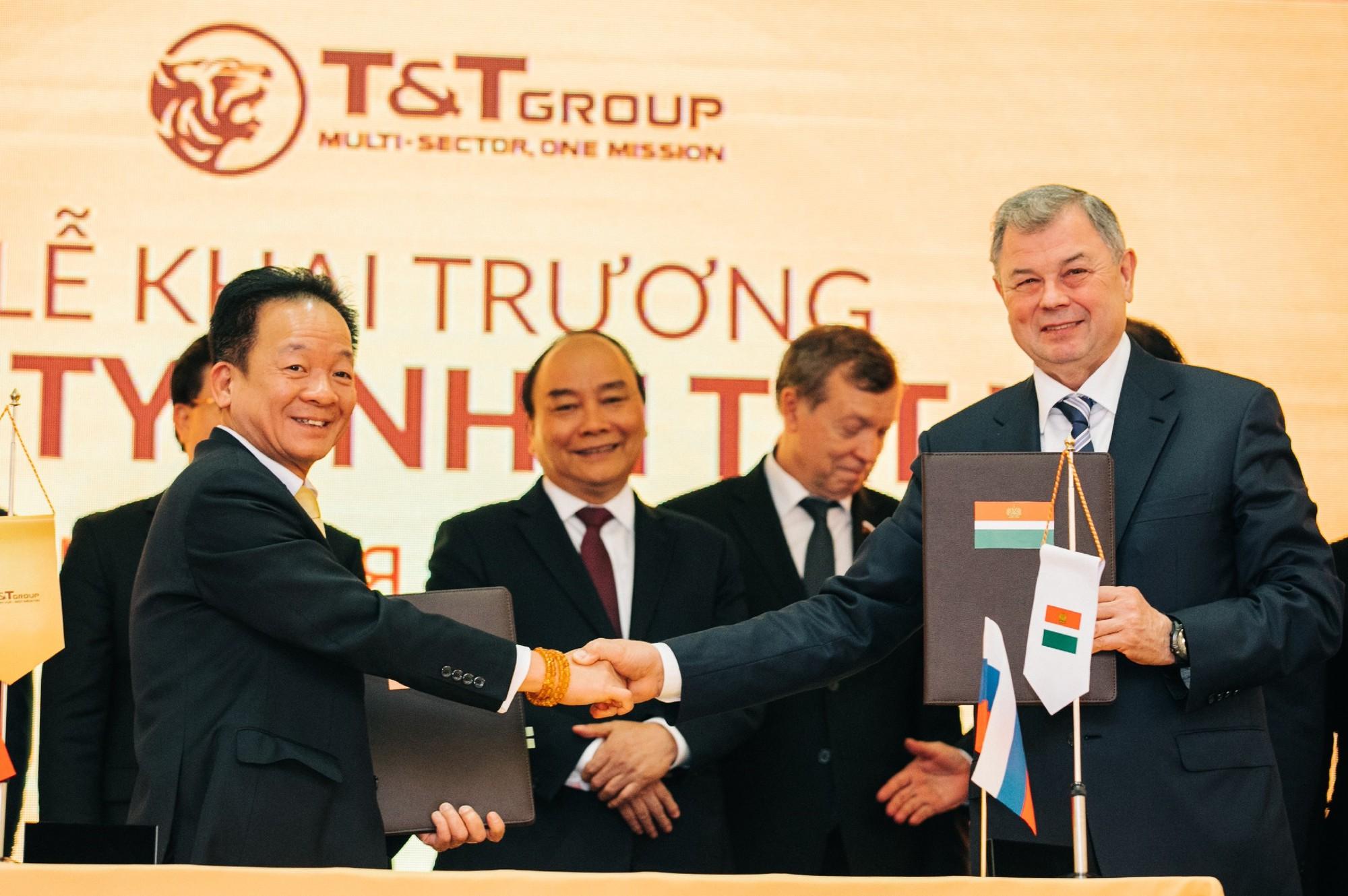 Tập đoàn T&T Group lập công ty con tại Liên Bang Nga - Ảnh 4.
