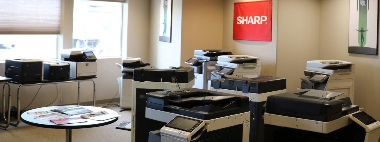 Đại gia máy văn phòng Sharp tính chuyển sản xuất từ Trung Quốc sang Thái Lan - Ảnh 1.