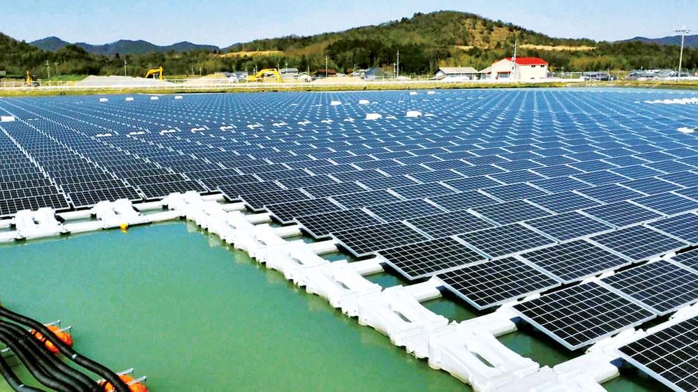 Khánh Hòa chính thức có nhà máy điện mặt trời đầu tiên trị giá 1.200 tỉ đồng vào cuối tháng 5 - Ảnh 1.