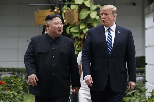 Triều Tiên cảnh báo không nối lại đàm phán hạt nhân - Ảnh 1.