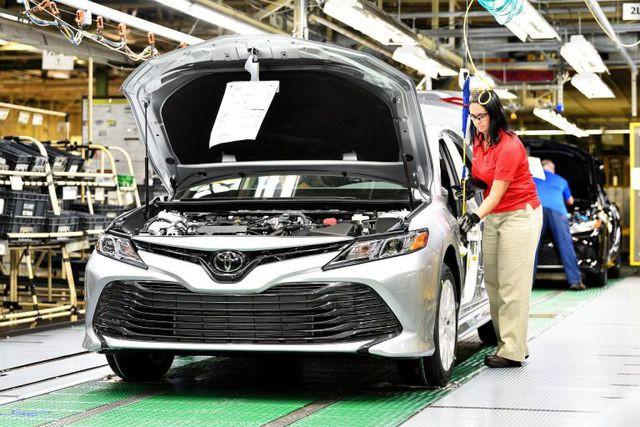 [Phần 1] Ngành công nghiệp ô tô - con gà đẻ trứng vàng cho nền kinh tế Mỹ, nguyên nhân Tổng thống Trump chặn ô tô nhập khẩu từ EU và Nhật Bản - Ảnh 1.