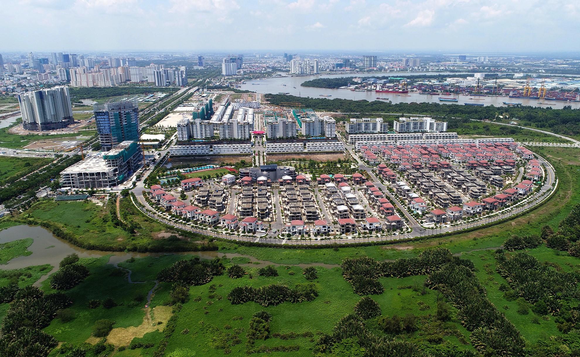 Những siêu dự án tỉ đô đang chia nhau bờ sông Sài Gòn ra sao?  - Ảnh 4.