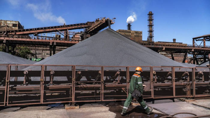 Goldman Sachs: Đà tăng của giá quặng sắt đã đến hồi kết - Ảnh 1.