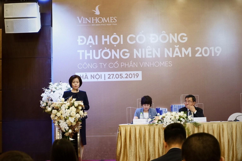 ĐHCĐ Vinhomes: Chiến lược hợp tác với chủ đầu tư thứ cấp giúp ghi nhận doanh thu sớm hơn - Ảnh 1.
