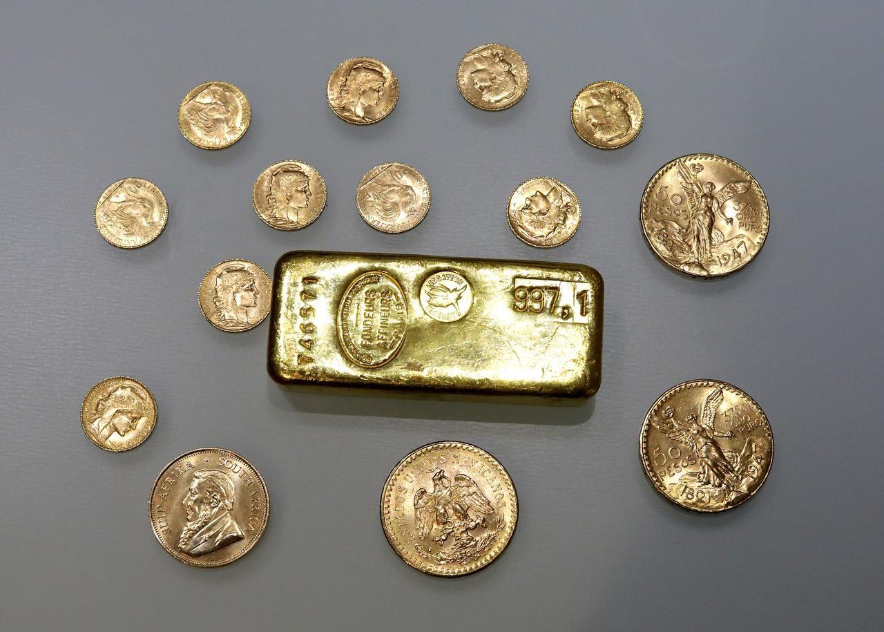 Dự báo giá vàng tuần tới: Phố Wall có cái nhìn không mấy tích cực về thị trường vàng - Ảnh 1.