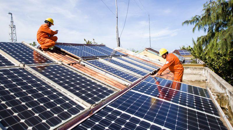 MBBank cho vay dự án điện mặt trời VSB Bình Thuận II 230 tỉ đồng - Ảnh 1.