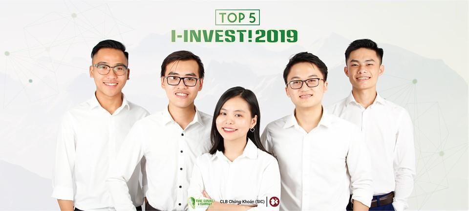 Sinh viên Trường Đại học Kinh tế Quốc dân là quán quân Cuộc thi I-Invest! 2019 - Ảnh 2.