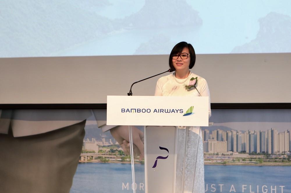 Tập đoàn PAA của Hàn Quốc làm tổng đại lí cho Bamboo Airways - Ảnh 4.