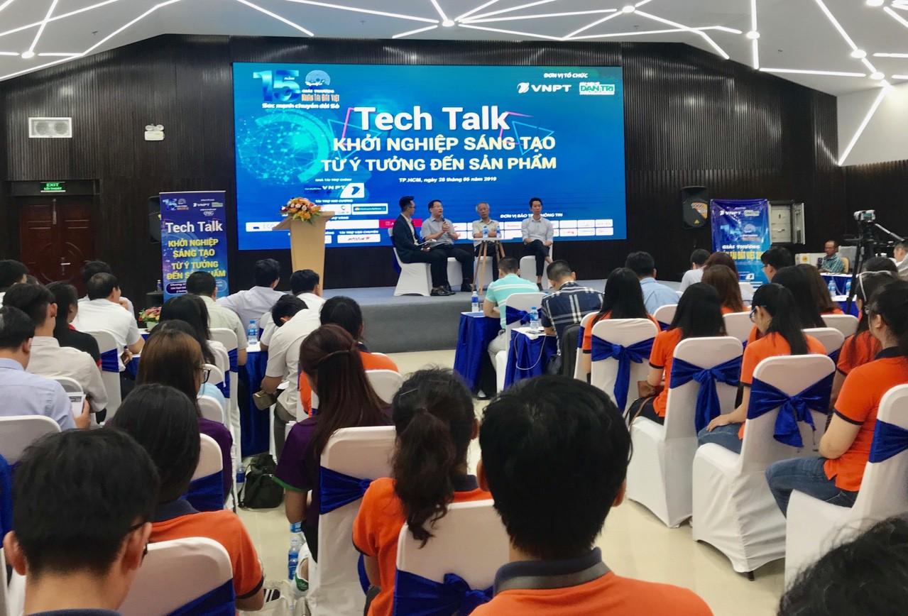 Giải thưởng Nhân tài Đất Việt 2019: Cơ hội  Khởi nghiệp sáng tạo - Từ ý tưởng đến sản phẩm cho startup - Ảnh 1.