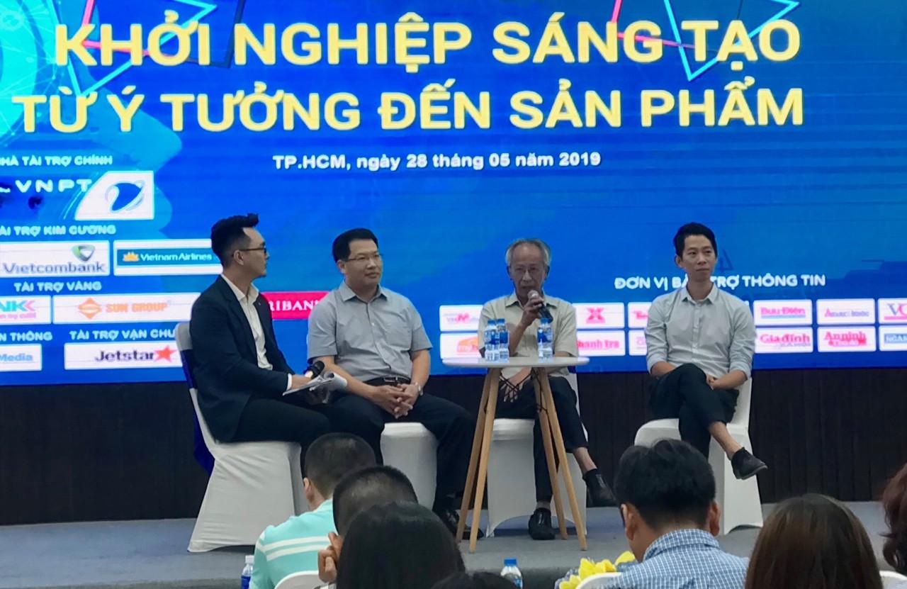 Giải thưởng Nhân tài Đất Việt 2019: Cơ hội  Khởi nghiệp sáng tạo - Từ ý tưởng đến sản phẩm cho startup - Ảnh 2.