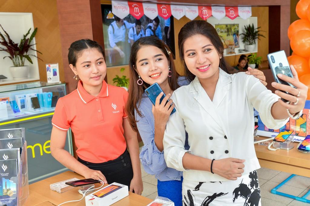 Vingroup bắt đầu bán điện thoại Vsmart tại Myanmar qua gần 1.500 cửa hàng - Ảnh 5.