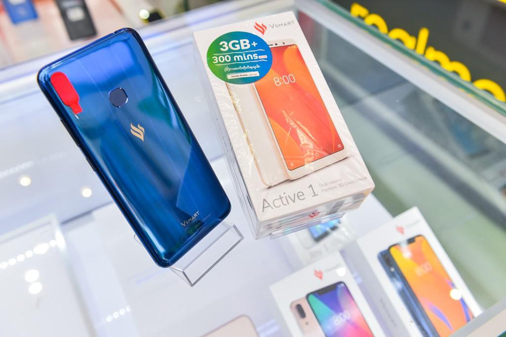 Vingroup bắt đầu bán điện thoại Vsmart tại Myanmar qua gần 1.500 cửa hàng - Ảnh 2.