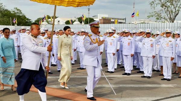 Thái Lan dự kiến chi 31 triệu USD cho lễ đăng quang Tân Vương - Ảnh 1.