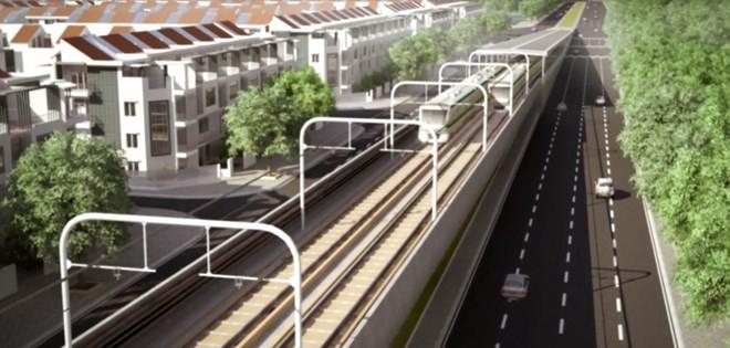 Dự án đường sắt đô thị Yên Viên - Ngọc Hồi cần vốn đối ứng để tiếp tục GPMB - Ảnh 1.