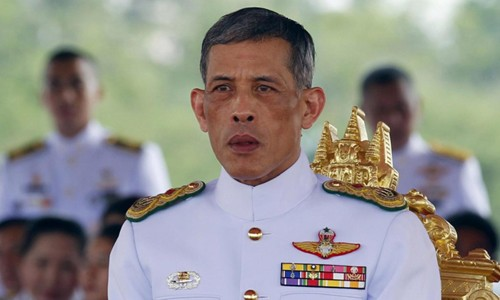 Lễ đăng quang của Quốc vương Thái Lan diễn ra thế nào? - Ảnh 1.