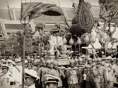 Lễ đăng quang của Quốc vương Thái Lan diễn ra thế nào? - Ảnh 5.