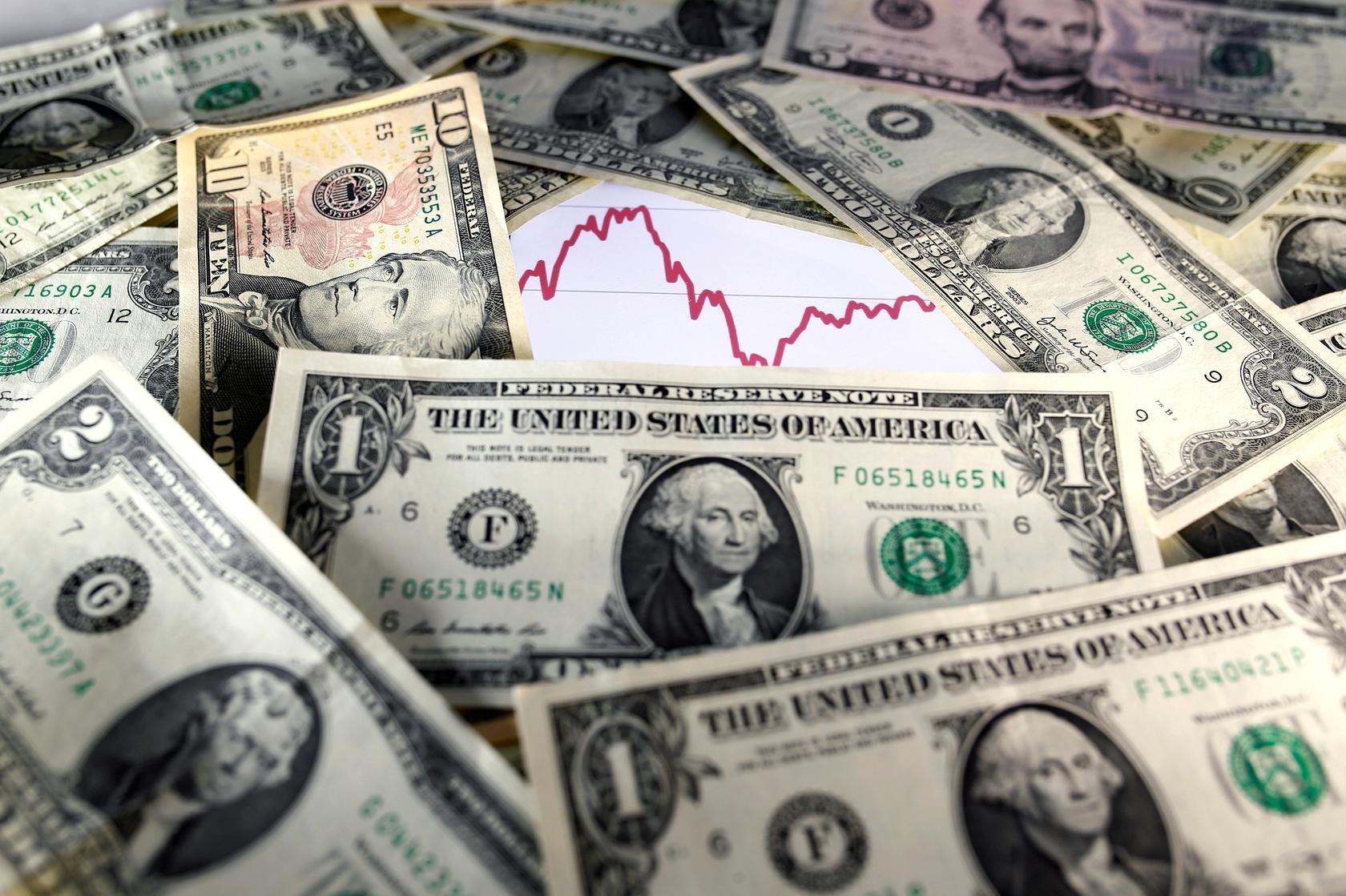 Tỷ giá USD hôm nay 25/2: Kết thúc đà tăng mạnh trước kì vọng Fed giảm lãi suất - Ảnh 1.