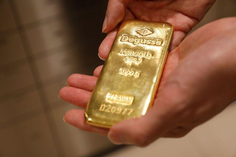 Giá vàng hôm nay 31/5: Phục hồi lên mức cao hai tuần trên thị trường thế giới - Ảnh 2.