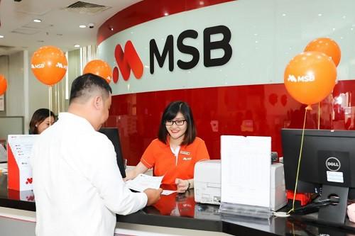 Lợi nhuận MSB lao dốc trong quí I chỉ với 61 tỉ đồng, nợ xấu tăng lên 3,19% - Ảnh 1.
